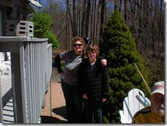Lisa and Nick Easter 2009 015